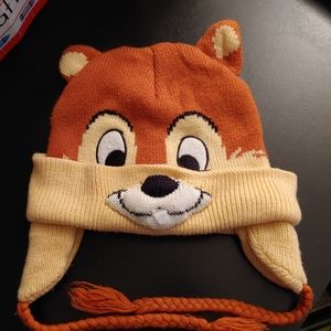 """Chip"" Disney Parks Fleece Hat"